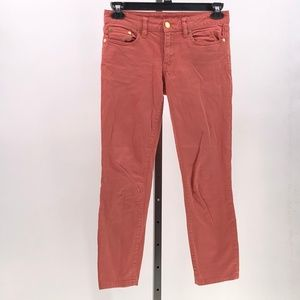 Tory burch alexa cropped skinny Jeans Pants 26